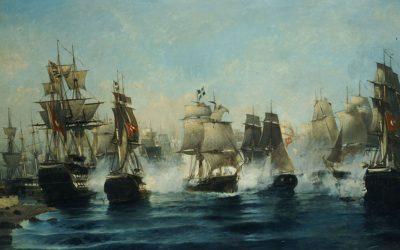 Κεφ. 15: Η παρέμβαση των Μεγάλων Δυνάμεων και η Ναυμαχία του Ναυαρίνου